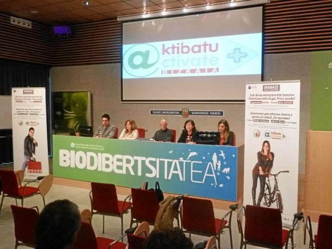Actívate+ se amplia a las comarcas de Busturialdea, Lea Artibai y Uribe Costa