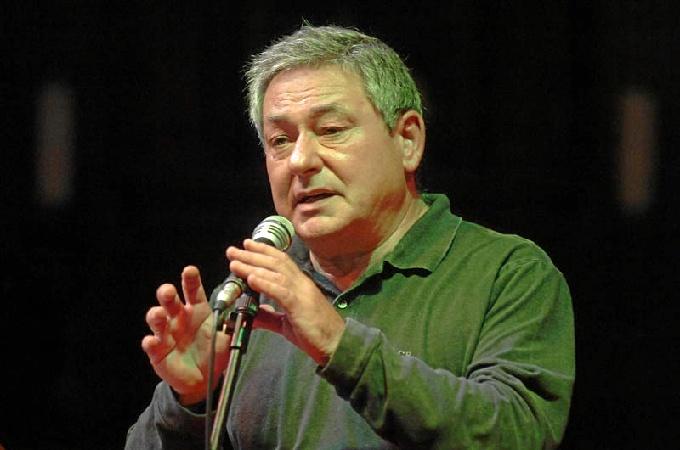 El recital pictórico-musical «Baso bat opari» se estrena en el Teatro Arriaga