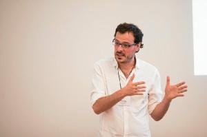 El doctor de la UPV/EHU David Hoyos. FOTO: Archivo BBN