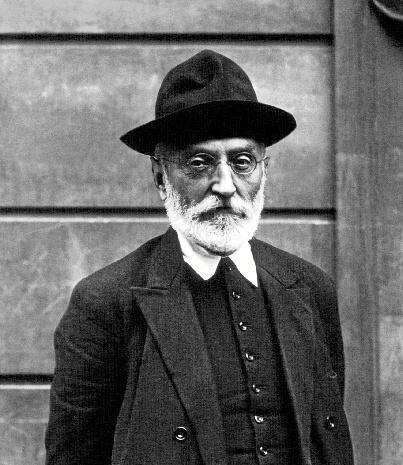 El escritor y filósofo Miguel de Unamuno. FOTO: Wikipedia