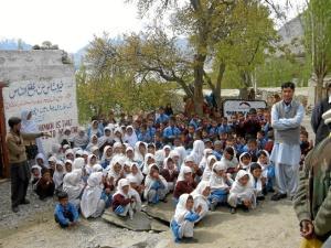 El acuerdo permitirá la escolarización de 100 niñas. FOTO: Mondragon Unibertsitatea