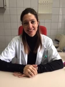 La médico de la Fundación Miranda, Teresa Gómez. FOTO: Archivo