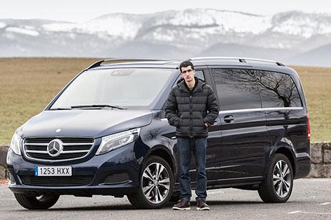 """Iñigo Ochoa: """"Los coches híbridos son ya el presente, cada vez ofrecen mejores prestaciones con un menor consumo"""""""