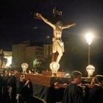 Procesión del Silencio en Balmaseda. FOTO: viacrucisbalmaseda.com