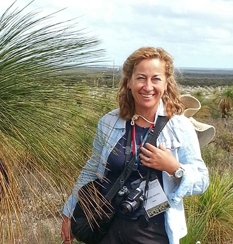 Mercedes Herrera: «La concienciación ciudadana es fundamental en la lucha contra las plantas invasoras»»