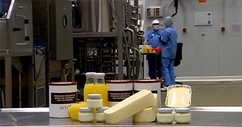 Nuevos alimentos a partir del lactosuero de las queserías