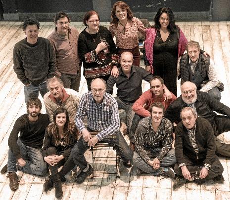 """Nueva adaptación de """"La Gaviota"""" de Chejov en el Teatro Arriaga"""