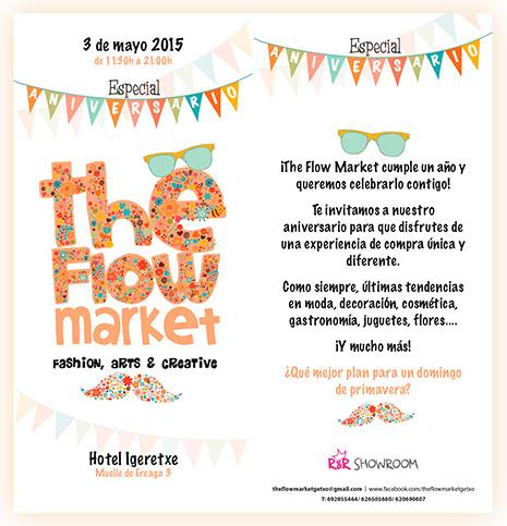 El mercado de inspiración londinense se celebra en el Hotel Igeretxe de la playa de Ereaga, en Getxo.