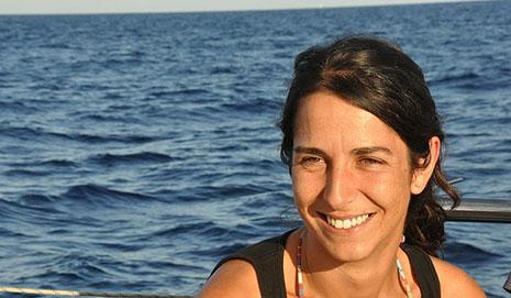 Lydia Chaparro: «La participación de los pescadores en la planificación pesquera, puede contribuir a que esta actividad sea más sostenible»