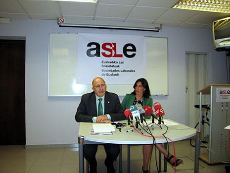 ASLE activa un plan para crear 218 nuevas empresas y 1.090 empleos en Euskadi