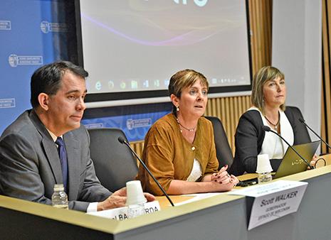 Wisconsin busca en Euskadi empresas que inviertan en su sector manufacturero