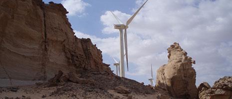Gamesa instalará 110 aerogeneradores en Egipto