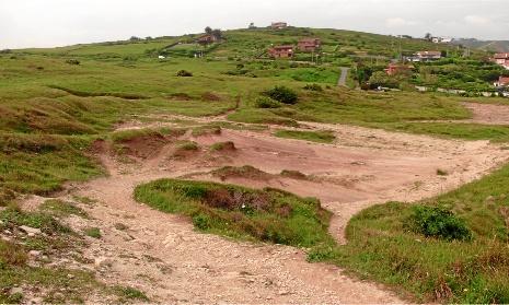 Nuevo proyecto de recuperación ecológica en Sopela