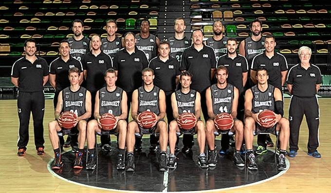 Los jugadores del Bilbao Basket pasarán un reconocimiento médico