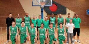 Integrantes del equipo de baloncesto Zornotza ST.