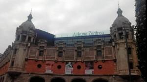 Edificio de Azkuna Zentroa, Bilbao.