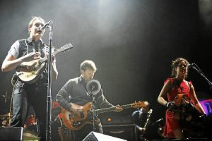 Arcade Fire, uno de los grupos más esperados en esta edición del festival.