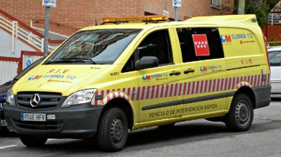 Fallece un motorista en Muxika en un accidente de tráfico