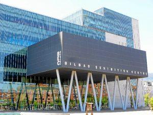 Bilbao Exhibition Centre.