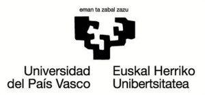 Logo Universidad UPV-EHU.