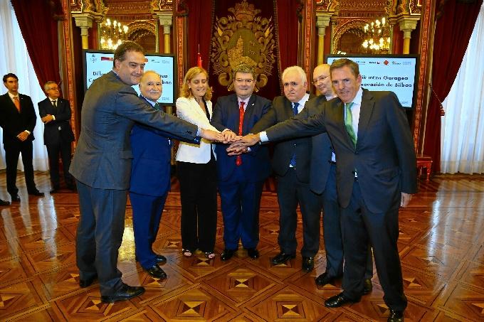 Se aprueba la creación del Centro de Innovación Bilbao Berrikuntza