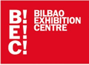 Logo Bilbao Exhibition Centre.