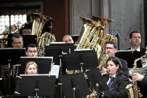 Banda de Bilbao Quiosco del Arenal Red.