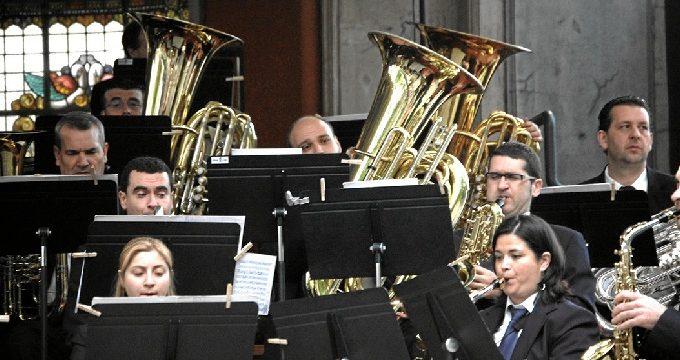 La Banda Municipal de Bilbao llevará su música a distintos escenarios durante la Aste Nagusia