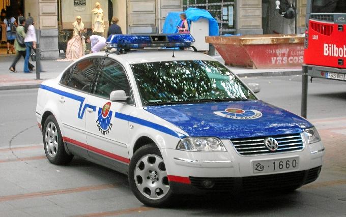 Detenido en Bilbao por usurpar la identidad de un vecino de Santander