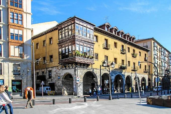 En septiembre se reaunudarán las visitas guiadas gratuitas del programa de difusión patrimonial Bilbao IZAN