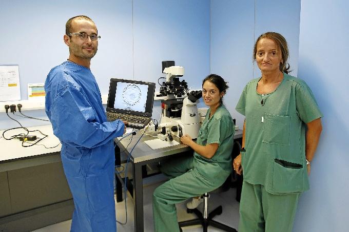 Un estudio de BioDonostia y la UPV/EHU descubre una técnica para la asistencia a la selección de embriones