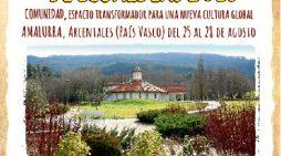 La comunidad de Amalurra acogerá el XIX Encuentro de Ecoaldeas