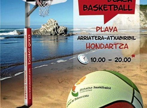 El Torneo Basket Playa de Sopela se disputará el 10 de septiembre