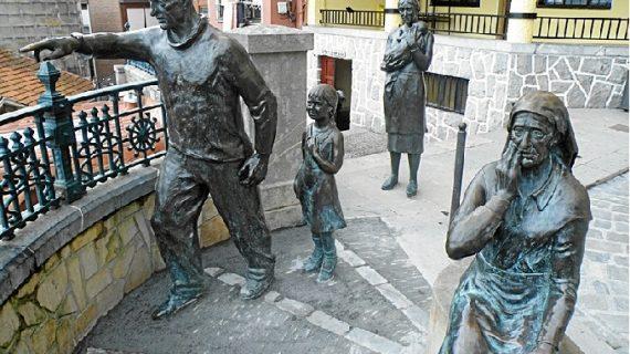 Bermeo recordará mañana la galerna de 1912 al cumplirse 104 años de la catástrofe