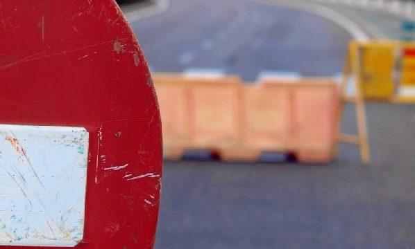 Alteraciones en el tráfico en Barakaldo por el derribo de la tribuna de la Ciudad Deportiva de San Vicente