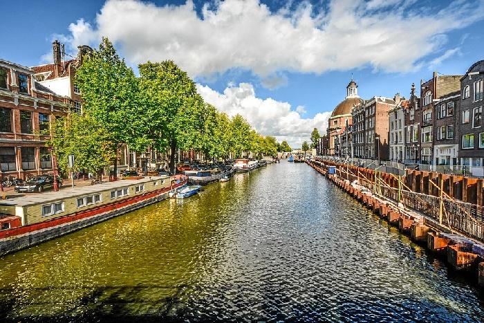 Ciudad de Ámsterdam.