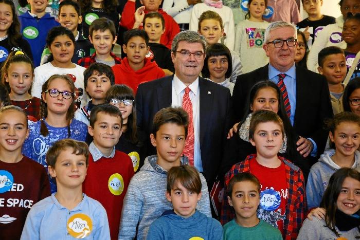 Constituido el primer consejo de la infancia y adolescencia de Bilbao