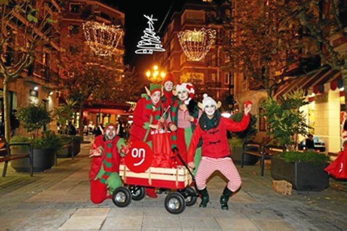 El Ayuntamiento asume, por primera vez, la totalidad de la gestión de la iluminación navideña