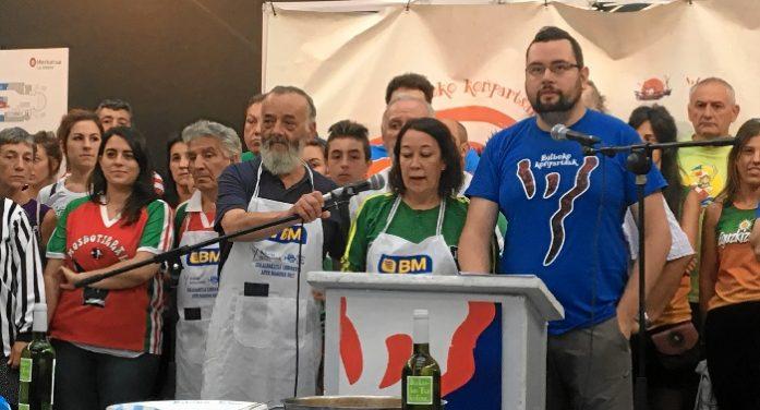 El mercado de la Ribera acoge la presentación del V Bilboko Konpartsak Arrain Fish Festival (BKAFF)