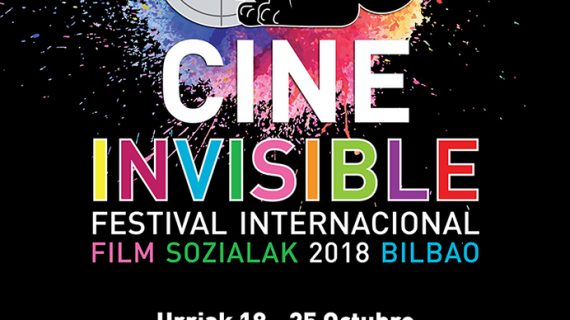 El Festival Internacional de Cine Invisible 'Film Sozialak' de Bilbao cumple diez años
