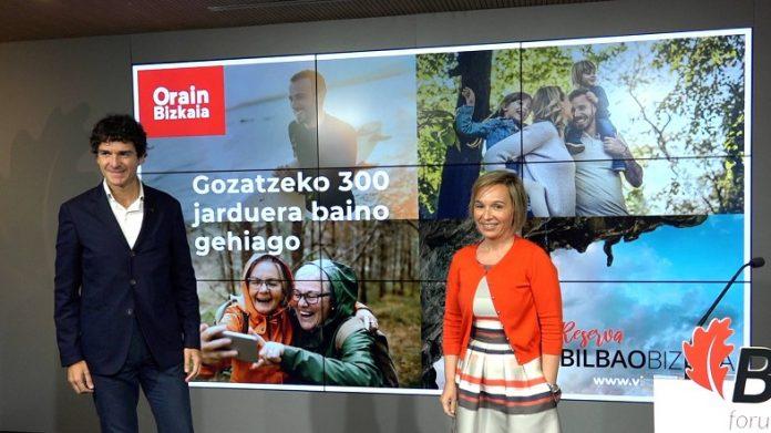 Bizkaia reactiva el turismo interior ofreciendo 300 actividades culturales