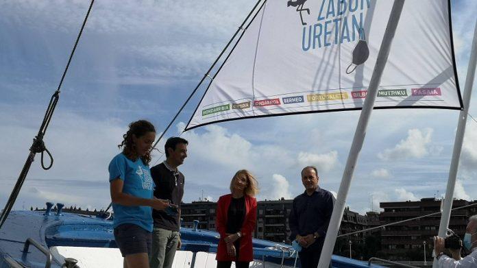 Bizkaia se une a una campaña de concienciación sobre basuras marinas