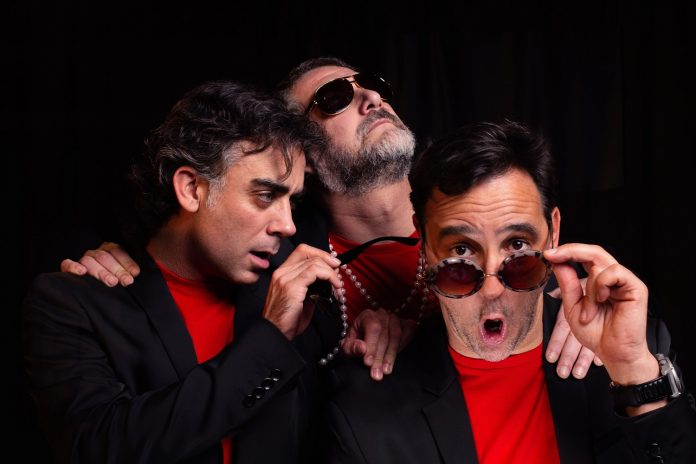 Corta el Cable Rojo, un espectáculo improvisado de humor