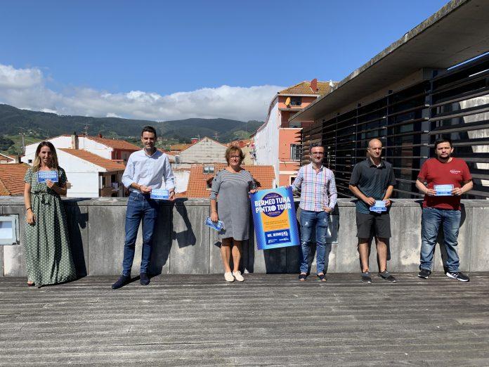 Comienza el concurso gastronómico 'Bermeo Tuna Pintxo Tour'