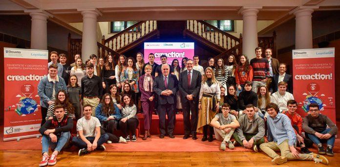 Apoyo al nuevo programa de Becas Deusto COVID_19 de la Universidad