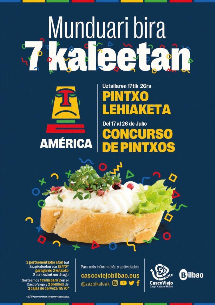 27 locales del Casco Viejo participan en el nuevo concurso de pintxos