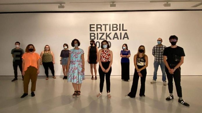 La 38 edición de Ertibil Bizkaia arranca con obras de 18 artistas