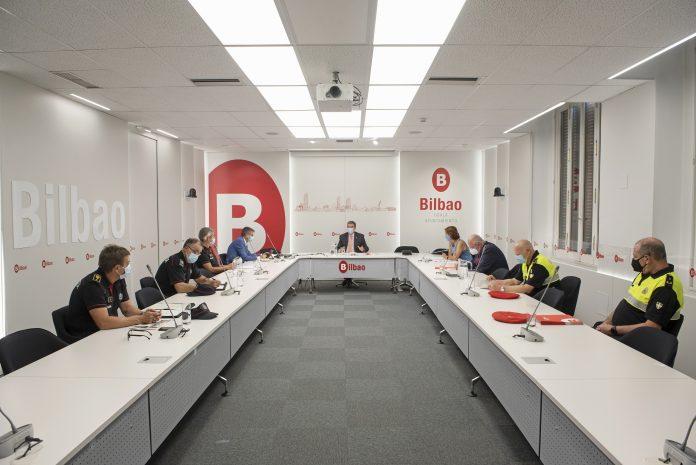 La Comisión de coordinación policial aborda la aplicación de las medidas covid-19