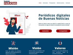 El Grupo Buenas Noticias crece y ya cuenta con 12 cabeceras nacionales