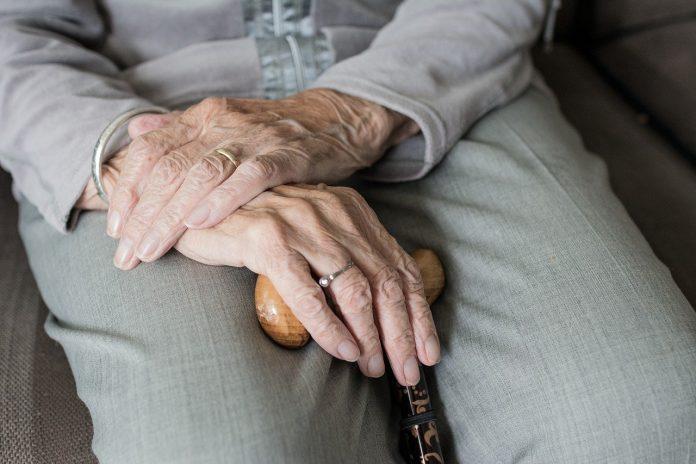 Personas afectadas por COVID19 en las residencias de mayores